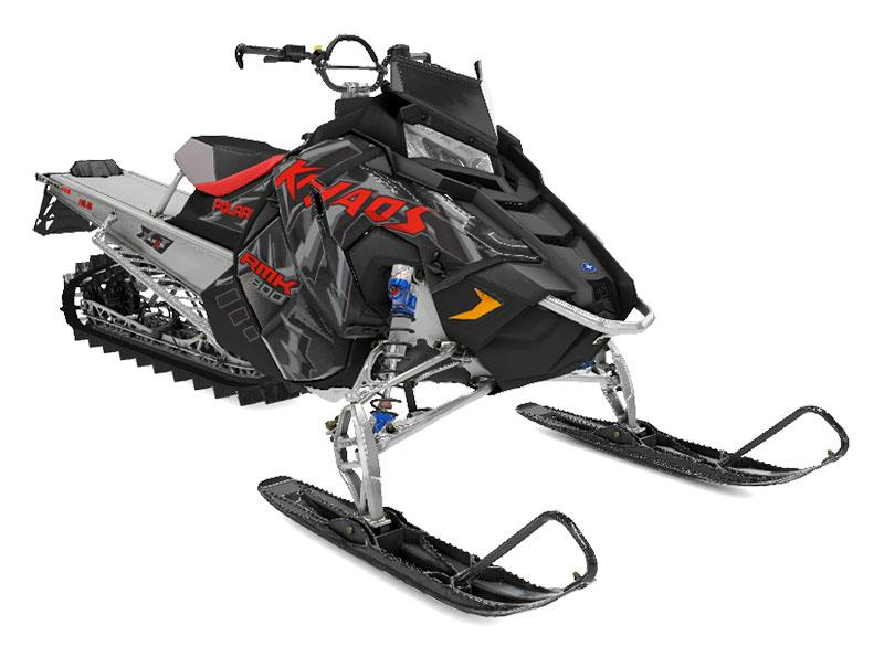 2020 Polaris 800 RMK Khaos 155 SC in Elk Grove, California - Photo 3