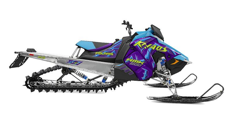 2020 Polaris 800 RMK Khaos 155 SC in Milford, New Hampshire