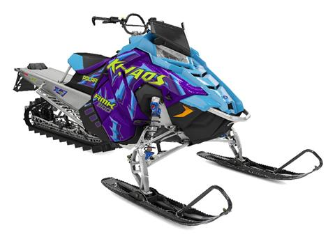 2020 Polaris 800 RMK Khaos 155 SC in Lewiston, Maine - Photo 3