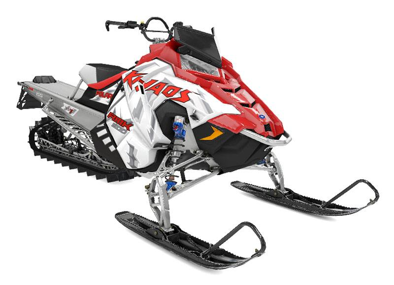 2020 Polaris 800 RMK Khaos 155 SC in Newport, New York