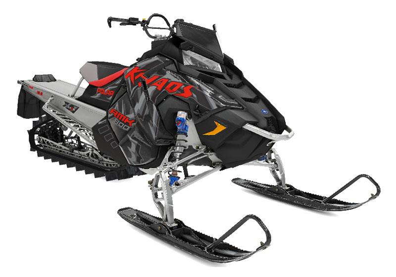 2020 Polaris 800 RMK Khaos 155 SC 3 in. in Anchorage, Alaska - Photo 3