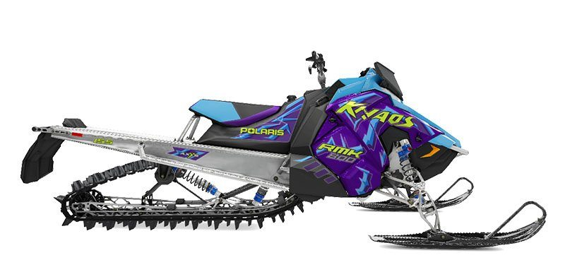 2020 Polaris 800 RMK Khaos 155 SC 3 in. in Auburn, California - Photo 1