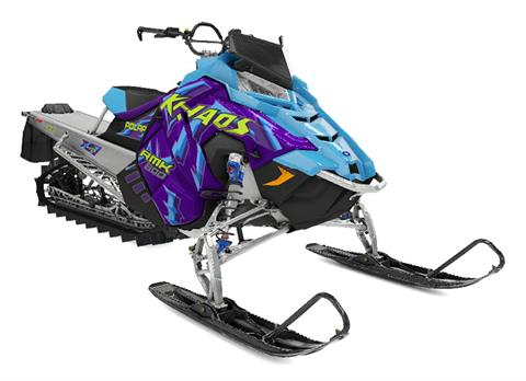 2020 Polaris 800 RMK Khaos 155 SC 3 in. in Lincoln, Maine - Photo 3