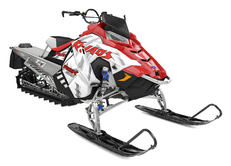 2020 Polaris 800 RMK Khaos 155 SC 3 in. in Auburn, California - Photo 3