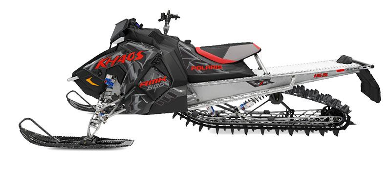 2020 Polaris 800 RMK Khaos 155 SC in Barre, Massachusetts