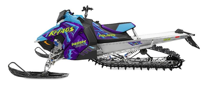 2020 Polaris 800 RMK KHAOS 155 SC in Oak Creek, Wisconsin - Photo 2