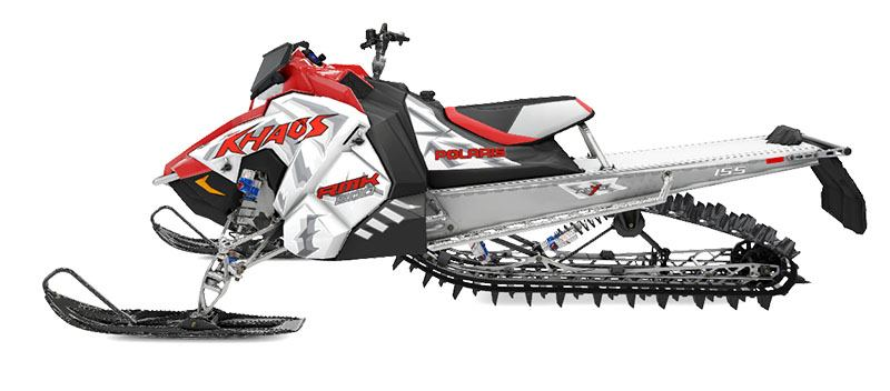 2020 Polaris 800 RMK Khaos 155 SC in Appleton, Wisconsin - Photo 2