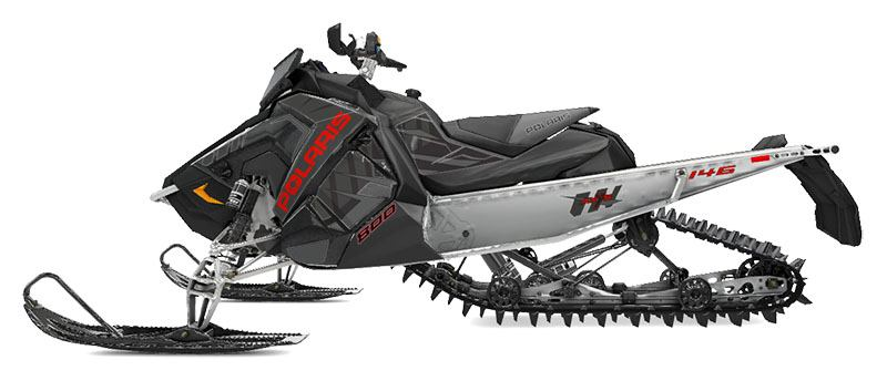 2020 Polaris 800 SKS 146 SC in Cottonwood, Idaho - Photo 2