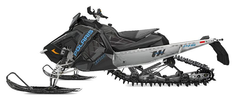 2020 Polaris 800 SKS 146 SC in Hancock, Wisconsin - Photo 2