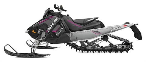 2020 Polaris 800 SKS 146 SC in Rapid City, South Dakota - Photo 2