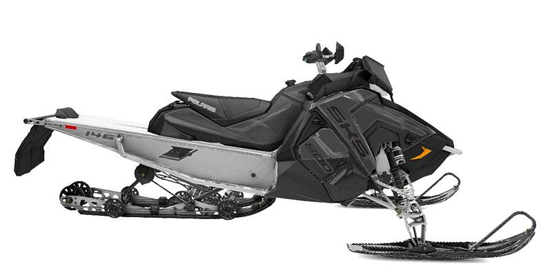 2020 Polaris 800 SKS 146 SC in Woodruff, Wisconsin - Photo 1