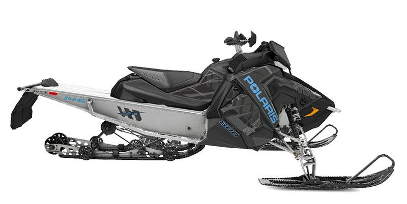 2020 Polaris 800 SKS 146 SC in Saratoga, Wyoming - Photo 1