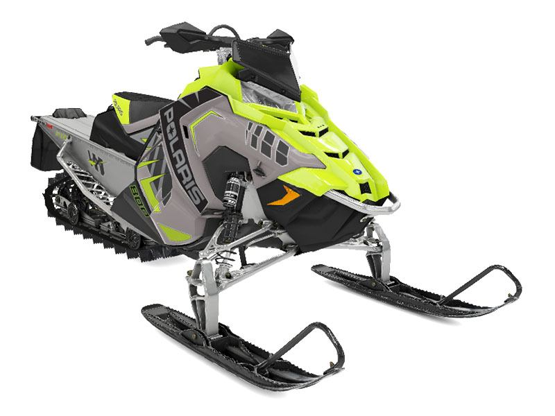 2020 Polaris 800 SKS 146 SC in Duck Creek Village, Utah - Photo 3
