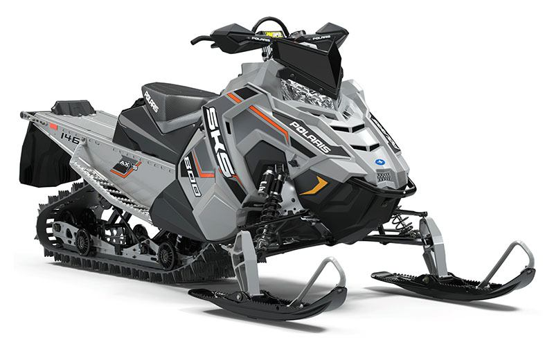 2020 Polaris 800 SKS 146 SC in Pittsfield, Massachusetts - Photo 3