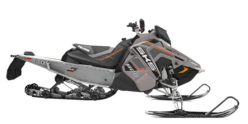 2020 Polaris 800 SKS 146 SC in Antigo, Wisconsin - Photo 1