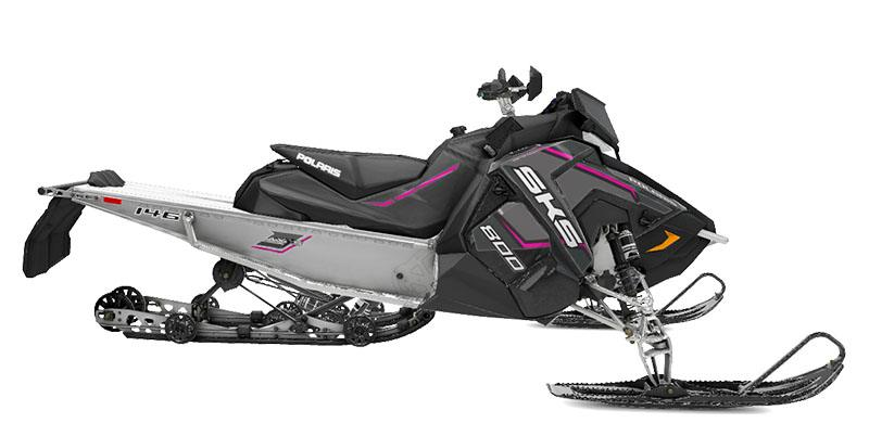 2020 Polaris 800 SKS 146 SC in Soldotna, Alaska - Photo 1
