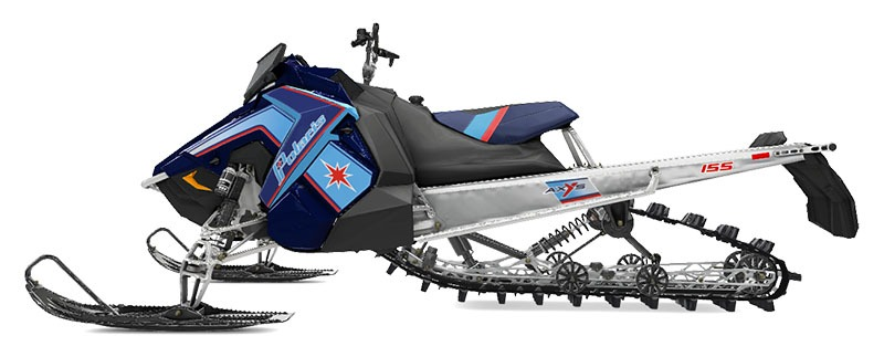 2020 Polaris 800 SKS 155 SC in Waterbury, Connecticut - Photo 2