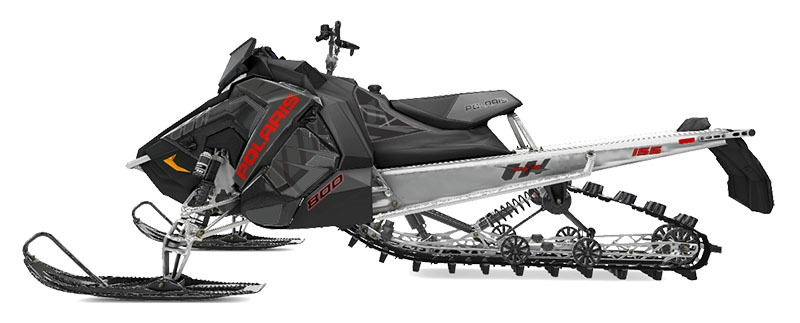 2020 Polaris 800 SKS 155 SC in Saint Johnsbury, Vermont - Photo 2
