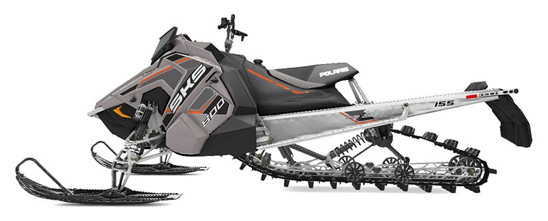 2020 Polaris 800 SKS 155 SC in Munising, Michigan - Photo 2
