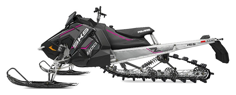 2020 Polaris 800 SKS 155 SC in Elkhorn, Wisconsin - Photo 2