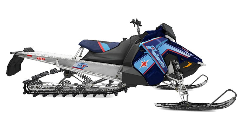 2020 Polaris 800 SKS 155 SC in Woodruff, Wisconsin - Photo 1