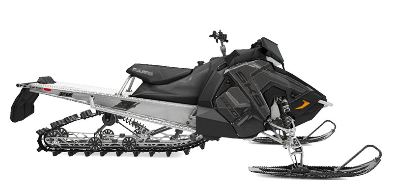2020 Polaris 800 SKS 155 SC in Dimondale, Michigan - Photo 1