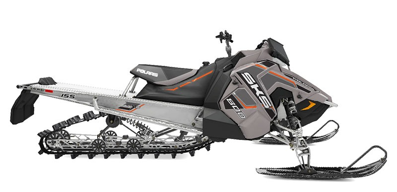 2020 Polaris 800 SKS 155 SC in Elk Grove, California - Photo 1