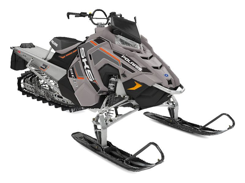 2020 Polaris 800 SKS 155 SC in Saint Johnsbury, Vermont - Photo 3