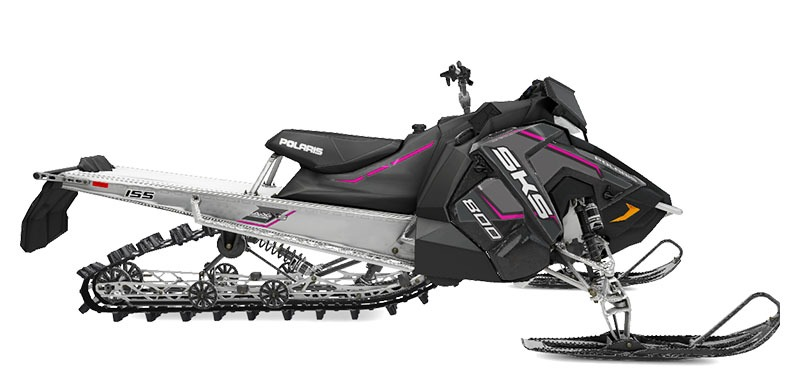 2020 Polaris 800 SKS 155 SC in Rapid City, South Dakota - Photo 1