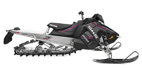 2020 Polaris 800 SKS 155 SC in Elkhorn, Wisconsin - Photo 1