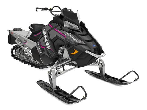 2020 Polaris 800 SKS 155 SC in Milford, New Hampshire