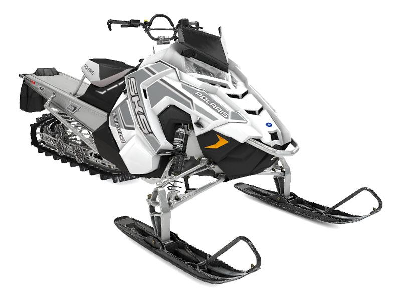 2020 Polaris 800 SKS 155 SC in Center Conway, New Hampshire - Photo 3