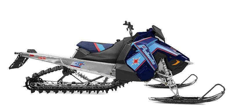 2020 Polaris 850 PRO RMK 155 SC in Little Falls, New York