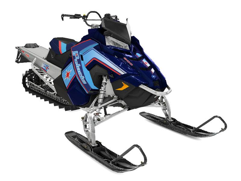 2020 Polaris 850 PRO RMK 155 SC in Barre, Massachusetts - Photo 3