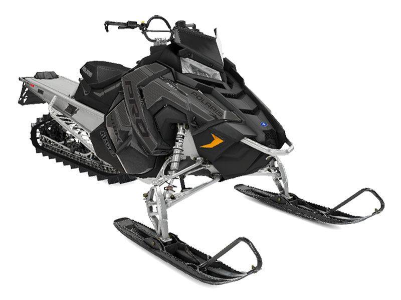 2020 Polaris 850 PRO-RMK 155 SC in Dimondale, Michigan - Photo 3
