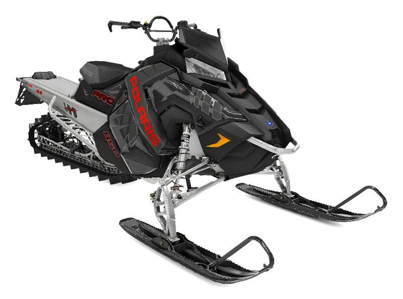2020 Polaris 850 PRO-RMK 155 SC in Newport, Maine - Photo 3