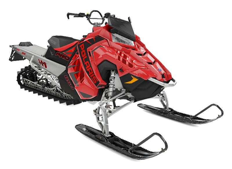 2020 Polaris 850 PRO RMK 155 SC in Newport, Maine - Photo 3