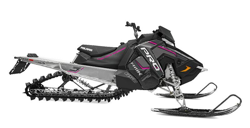 2020 Polaris 850 PRO-RMK 155 SC in Mars, Pennsylvania