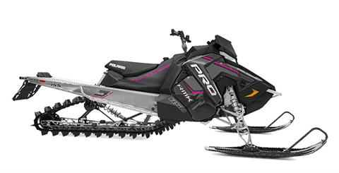 2020 Polaris 850 PRO-RMK 155 SC in Bigfork, Minnesota