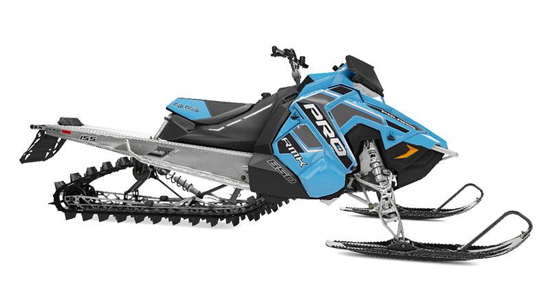 2020 Polaris 850 PRO-RMK 155 SC in Park Rapids, Minnesota - Photo 1