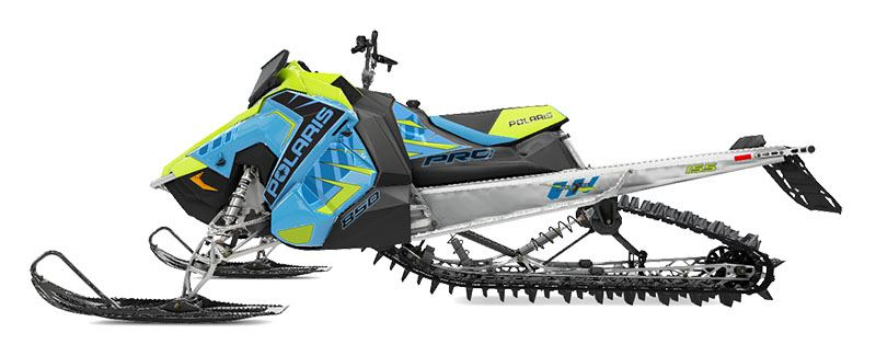 2020 Polaris 850 PRO-RMK 155 SC in Fairbanks, Alaska - Photo 2