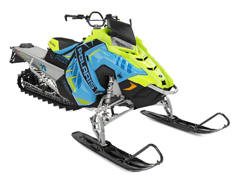 2020 Polaris 850 PRO-RMK 155 SC in Lincoln, Maine - Photo 3