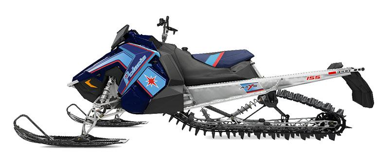 2020 Polaris 850 PRO-RMK 155 SC 3 in. in Troy, New York - Photo 2