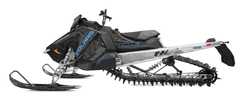 2020 Polaris 850 PRO RMK 155 SC 3 in. in Center Conway, New Hampshire - Photo 2