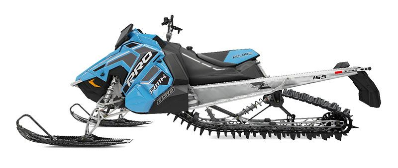 2020 Polaris 850 PRO RMK 155 SC 3 in. in Elma, New York - Photo 2