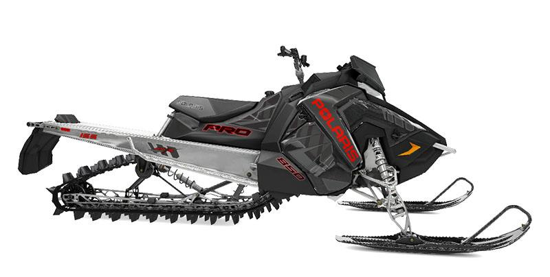 2020 Polaris 850 PRO RMK 155 SC 3 in. in Lincoln, Maine - Photo 1