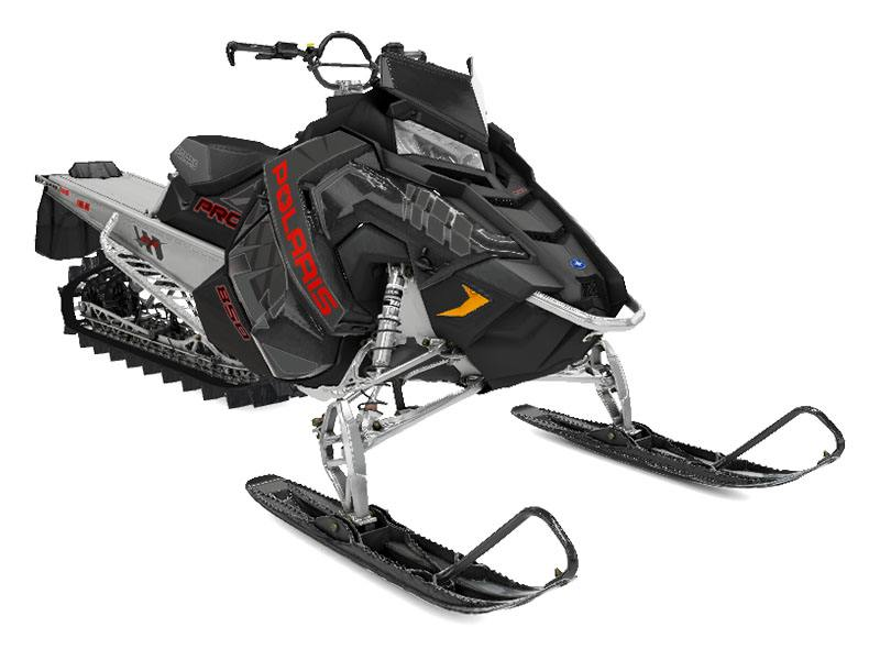 2020 Polaris 850 PRO RMK 155 SC 3 in. in Lincoln, Maine - Photo 3