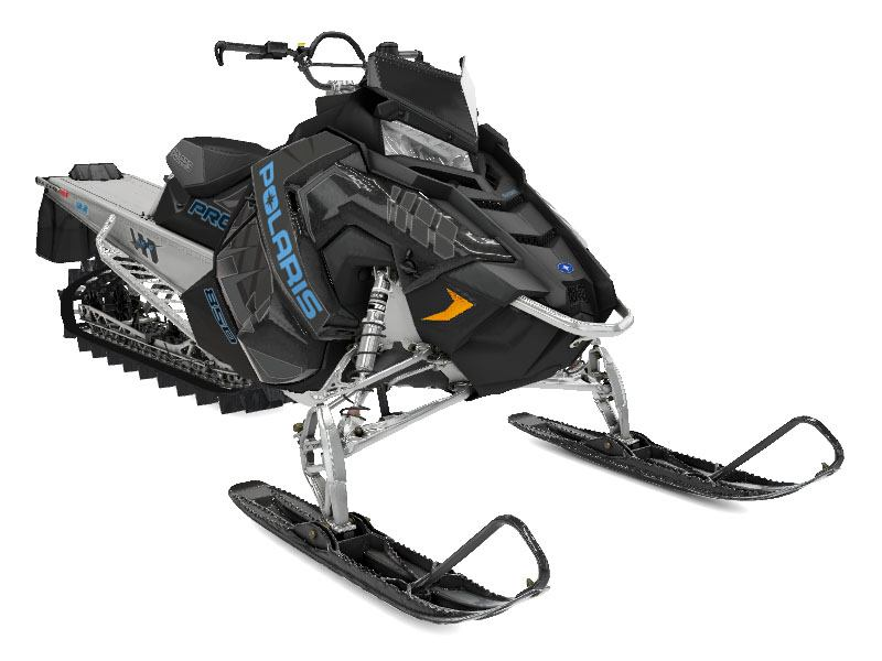 2020 Polaris 850 PRO-RMK 155 SC 3 in. in Duck Creek Village, Utah - Photo 3