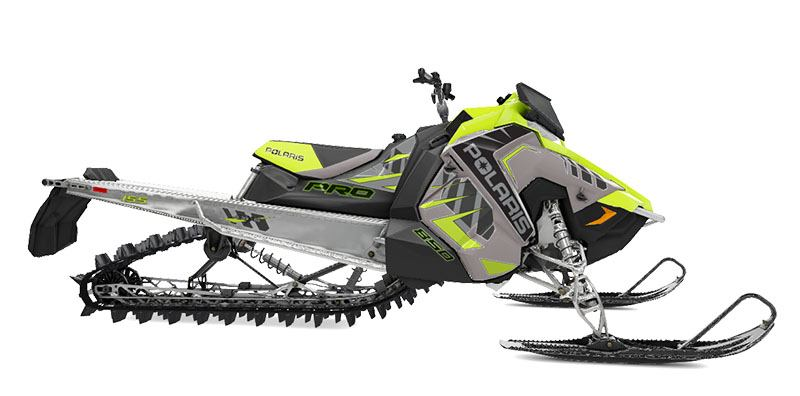 2020 Polaris 850 PRO-RMK 155 SC 3 in. in Pittsfield, Massachusetts