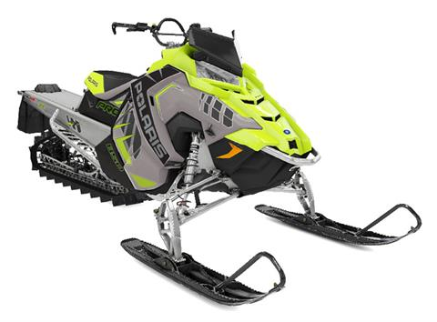 2020 Polaris 850 PRO RMK 155 SC 3 in. in Three Lakes, Wisconsin - Photo 3